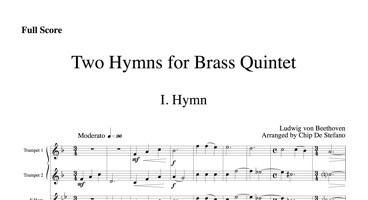 Two Hymns